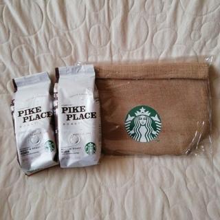 スターバックスコーヒー(Starbucks Coffee)のSTARBUCKS スターバックス福袋2021(コーヒー)