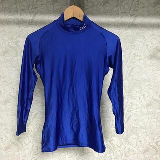 ミズノ(MIZUNO)のミズノバイオギアシャツ(ハイネック長袖)(ウェア)