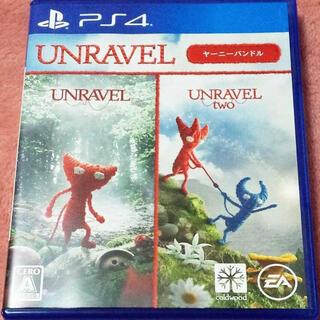 PlayStation4 - PS4用ソフト UNRAVEL ヤーニーバンドル