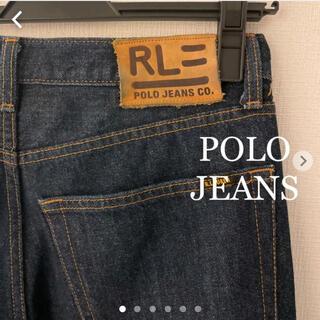ラルフローレン(Ralph Lauren)のPOLO JEANS ポロ ジーンズ ラルフローレン デニム W32 日本製(デニム/ジーンズ)