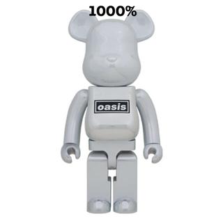 メディコムトイ(MEDICOM TOY)の新品未開封!ベアブリックOASIS1000%(キャラクターグッズ)