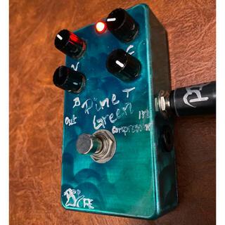 BJF Electronics Pine Green Compsessor(エフェクター)