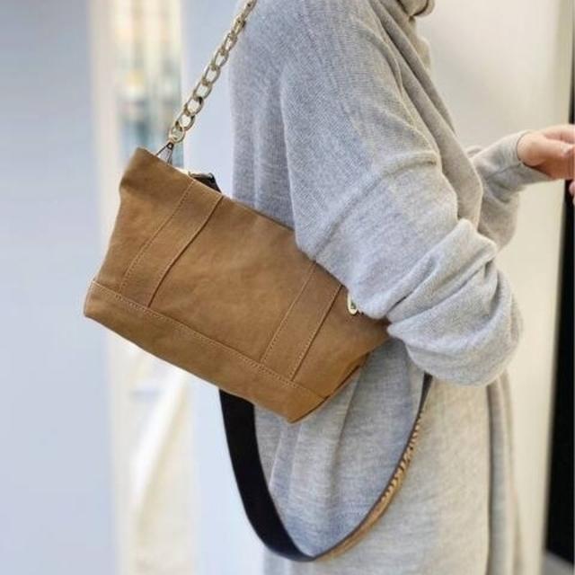 L'Appartement DEUXIEME CLASSE(アパルトモンドゥーズィエムクラス)の新品未使用☆グッドグリーフ☆bag+belt セット レディースのバッグ(ショルダーバッグ)の商品写真