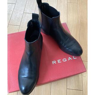 REGAL - REGAL サイドゴアブーツ