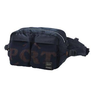 PORTER - PORTER BYBORRE waist bag ウエストバッグ 85