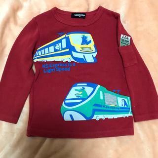 クレードスコープ(kladskap)のかねごん様専用 クレードスコープ  kladskap  ロンT 2枚 100(Tシャツ/カットソー)
