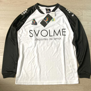 SVOLME スボルメ 長袖インナー XSサイズ 新品未使用(ウェア)