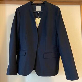 LEPSIM - 新品 タグ付き lepsim テーラードジャケット ネイビー M