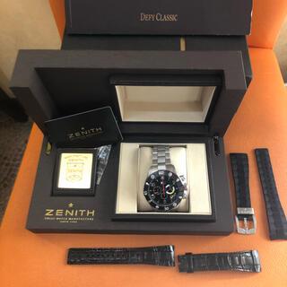 ZENITH - zenith DEFY classic chrono aero ゼニス!