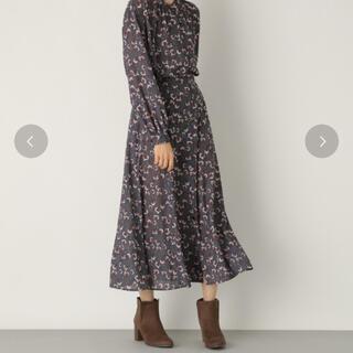 レプシィム(LEPSIM)の新品 タグ付き lepsim スカート L(ロングスカート)