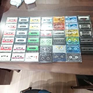 マクセル(maxell)のカセットテープ  41本(その他)