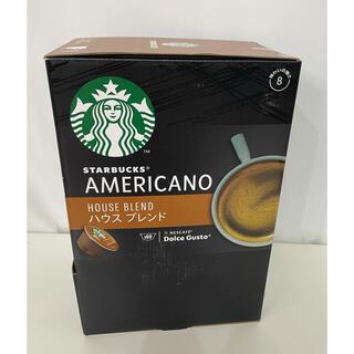 スターバックスコーヒー(Starbucks Coffee)のネスカフェ ドルチェグスト専用カプセル スターバックス 60杯 コーヒー (コーヒー)