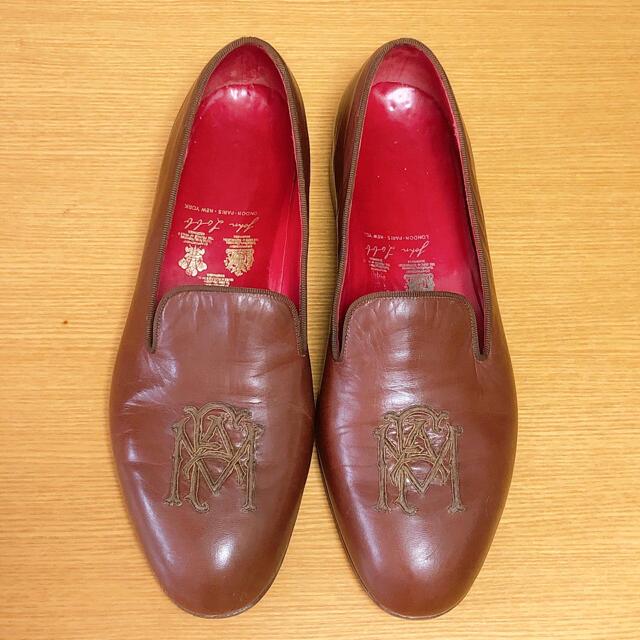 JOHN LOBB(ジョンロブ)の最終値下げ【ビスポーク】ジョンロブ ロンドン メンズの靴/シューズ(ドレス/ビジネス)の商品写真