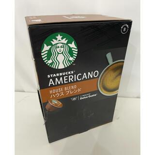 スターバックスコーヒー(Starbucks Coffee)のネスカフェ ドルチェグスト専用カプセル スターバックス 48杯 コーヒー(コーヒー)