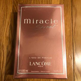 ランコム(LANCOME)の新品 ランコム ミラク シークレットオードゥパルファム 100ml(香水(女性用))