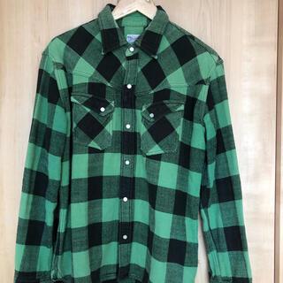 フラットヘッド(THE FLAT HEAD)のフラットヘッド ネルシャツ(シャツ)