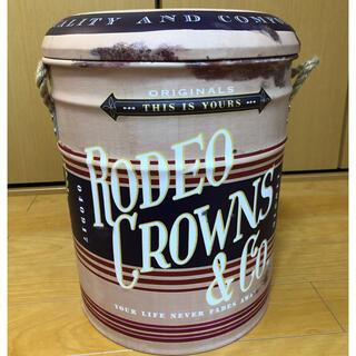 ロデオクラウンズ(RODEO CROWNS)のロデオクラウンズ  ノベルティ  ドラム缶(その他)