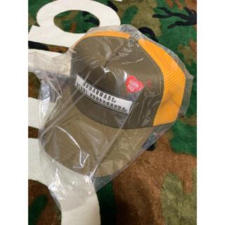 A BATHING APE - 込み Human made Boy scout mesh cap O.D