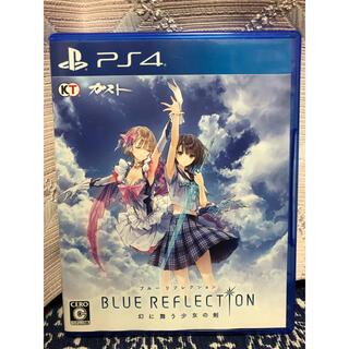 PlayStation4 - BLUE REFLECTION(ブルー リフレクション) 幻に舞う少女の剣 PS