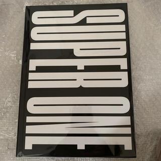 エクソ(EXO)のSuperM   コンセプトブック(K-POP/アジア)