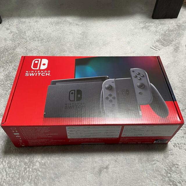 Nintendo Switch(ニンテンドースイッチ)の任天堂Switch NintendoSwitch フルセット 超美品  エンタメ/ホビーのゲームソフト/ゲーム機本体(家庭用ゲーム機本体)の商品写真