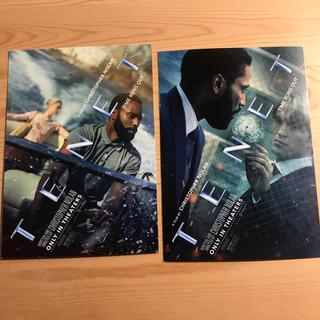 映画テネット ポストカード 2種セット(写真/ポストカード)
