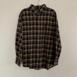 カーハート(carhartt)のcarhartt チェックシャツ ネルシャツ(シャツ)
