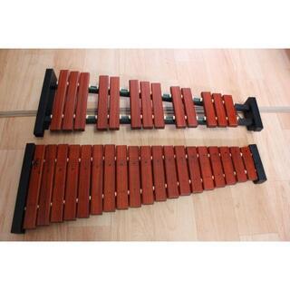 YAMAHA木琴 卓上 打楽器(木琴)
