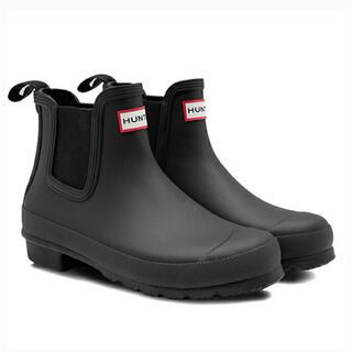 Hunter Womens Original Chelsea Boots
