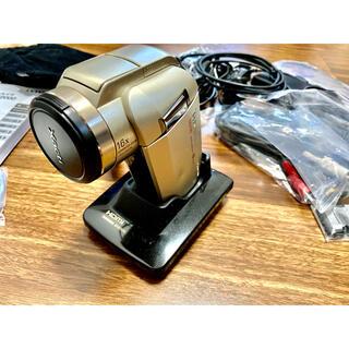 サンヨー(SANYO)のサンヨー フルハイビジョン デジタルムービーカメラ ザクティDMX-HD2000(ビデオカメラ)