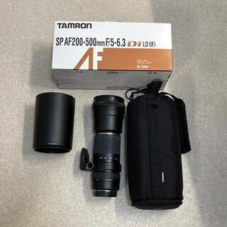 TAMRON - TAMRON SP AF200-500mmF/5-6.3 Di LD(IF)