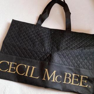 セシルマクビー(CECIL McBEE)のセシルマクビー CECIL Mc BEE ショップ袋 ショッパー エコバッグ(ショップ袋)