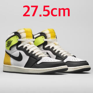 "NIKE - NIKE AIR JORDAN 1 HIGH OG ""VOLT GOLD"""