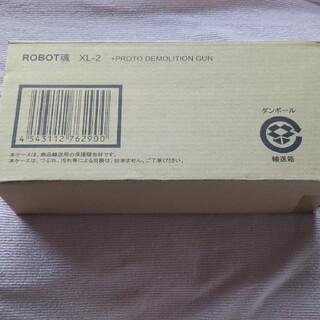 バンダイ(BANDAI)のROBOT魂 XL-2 アーバレスト緊急展開ブースター+デモリッションガンセット(模型/プラモデル)