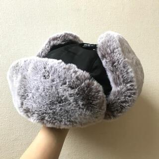 X-girl - X-girl フライトキャップ(黒)