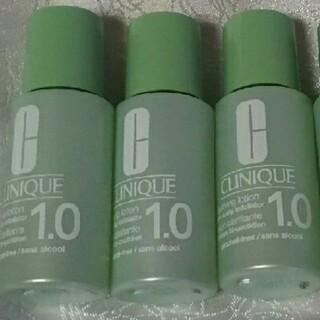 クリニーク(CLINIQUE)のクリニーク クラリファイングローション1 .0 (化粧水/ローション)