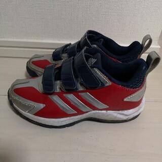 アディダス(adidas)のアディダスのスパイク 19cm 野球☆キッズ(シューズ)
