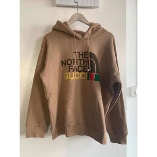 Gucci - THE NORTH FACE x GUCCI ロゴフーディー