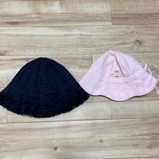 トッカ(TOCCA)のTOCCA  帽子 美品(帽子)
