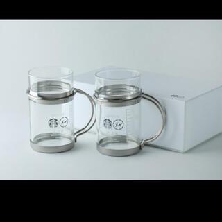 FRAGMENT - フラグメント スタバ 耐熱グラス ペア