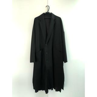 Yohji Yamamoto - sulvam 18SS OVER COAT SH-C01-100