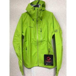 マムート(Mammut)の新品 メンズXLサイズ マムート Kento HS Hooded Jacket(登山用品)