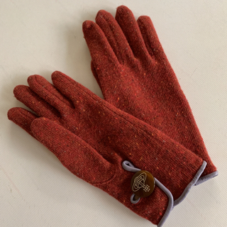 Vivienne Westwood - ヴィヴィアンウエストウッド ニット 手袋 グローブ