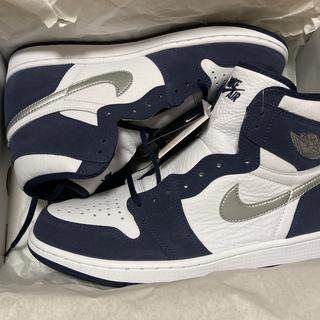 NIKE - Nike Air Jordan 1 Midnight Navy CO.JP