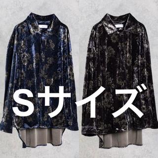 ステュディオス(STUDIOUS)のADRER 420枚限定 ヴィンテージフラワーベロアシャツ 2枚セット(シャツ)