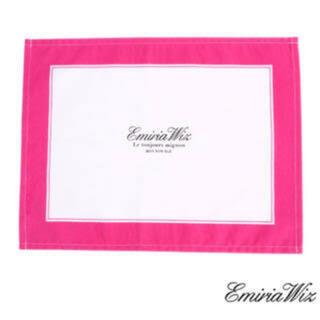 エミリアウィズ(EmiriaWiz)のEmiriaWiz♡ノベルティ♡ランチョンマット(テーブル用品)