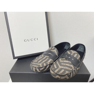 Gucci - GUCCI メンズ シューズ ローファー