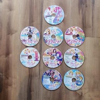 アイカツ(アイカツ!)のアイカツ! 公式ファンブック スペシャルDVD 9枚セット (アート/エンタメ/ホビー)