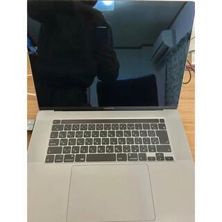 アップル(Apple)のMacBook Pro 16インチ i9 16gb 1TB スペースグレイ(ノートPC)