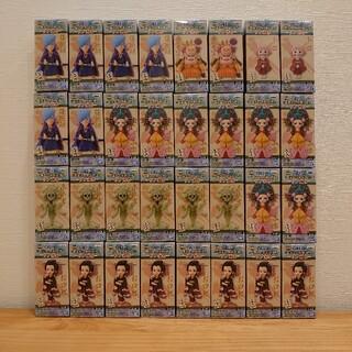 BANPRESTO - ワンピース ワノ国6 ワールドコレクタブル  フィギュア 32個 ワーコレ